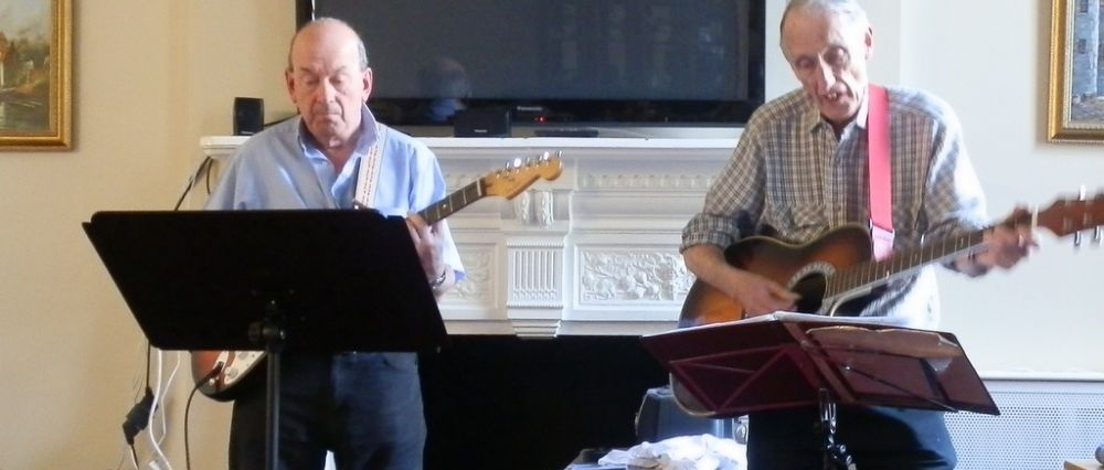 Music at Glebe House