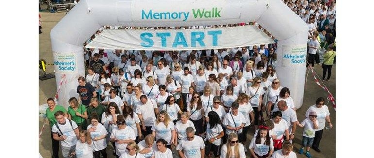 Memory Walk 'Walk for a World without Dementia'