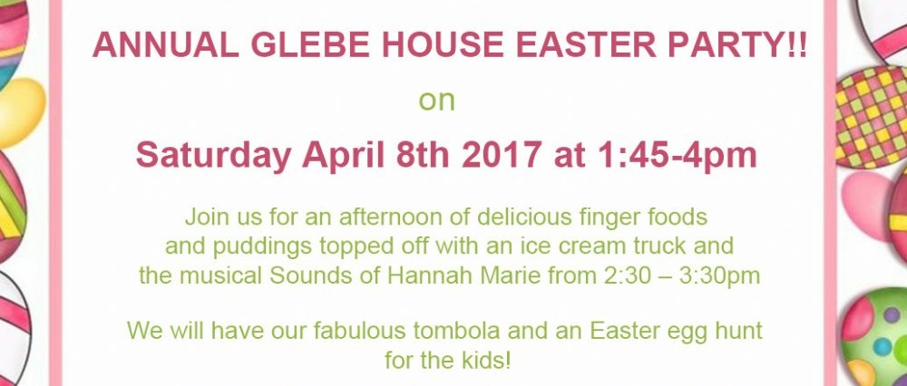 Please join us for our Easter Party