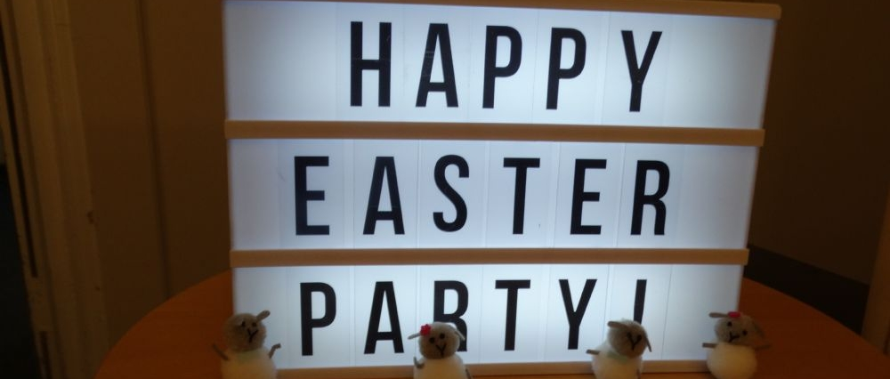 Residents Easter Party