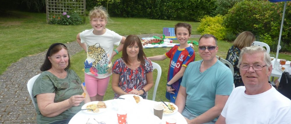 Glebe House Summer Party