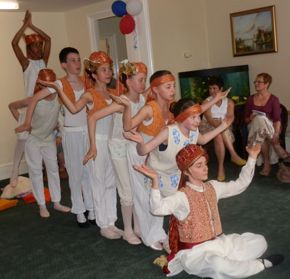 The London Children's Ballet 10/06/2012