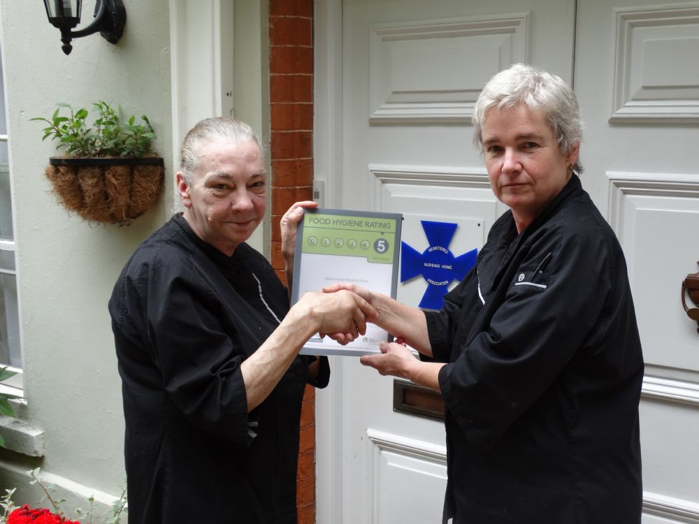Another 5 Star Food Hygiene Rating