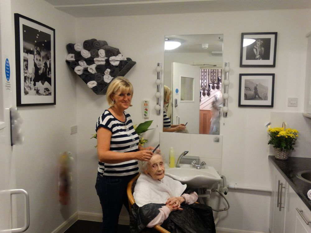 Our Hairdressing Salon