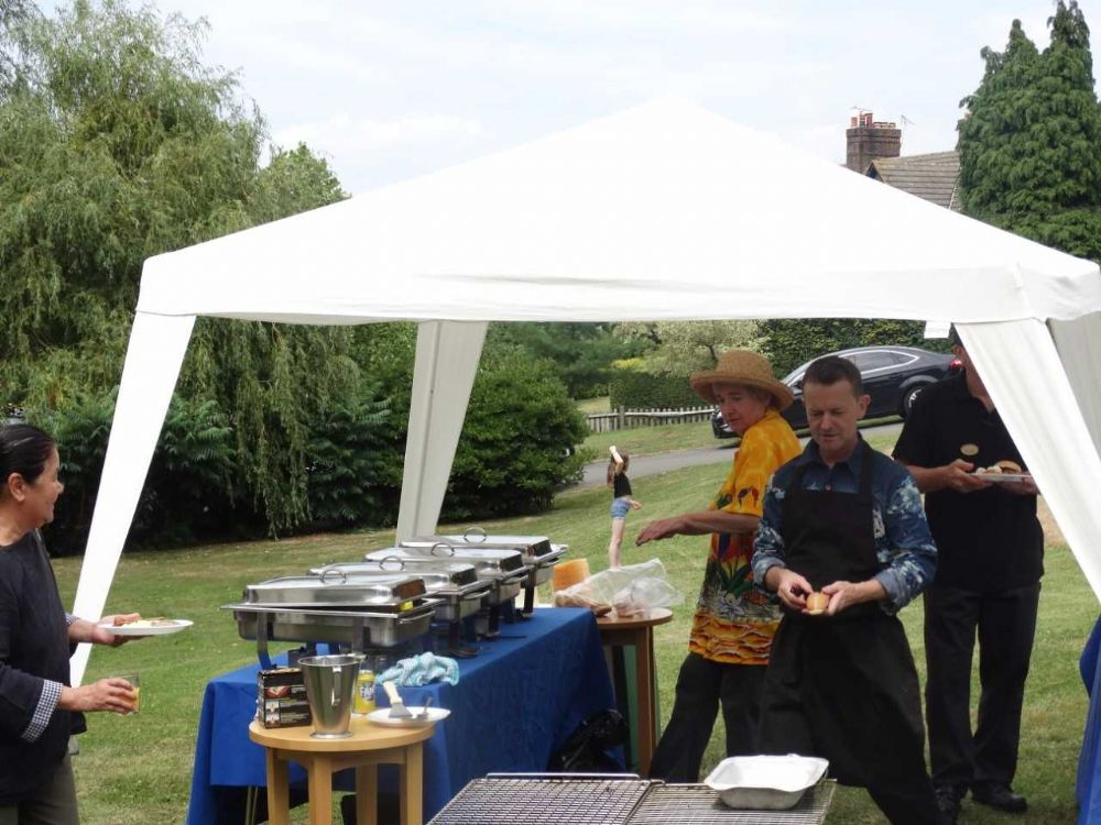 Annual Summer Party- A great Success
