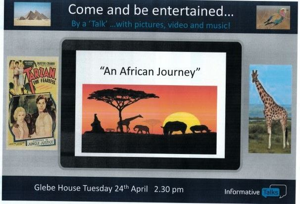 Africa comes to Glebe House