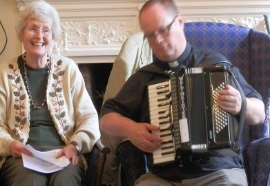 Entertainment At Glebe House