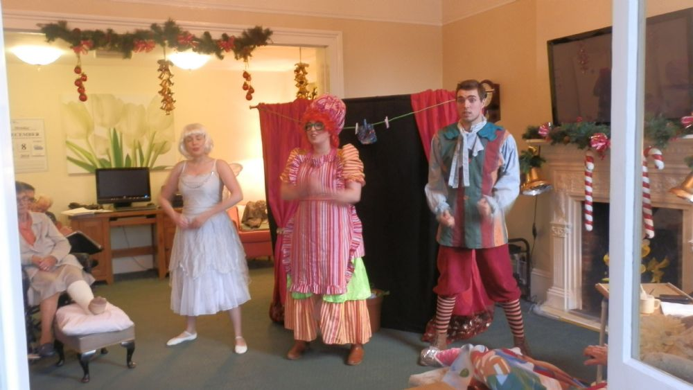 Christmas Theatre Show