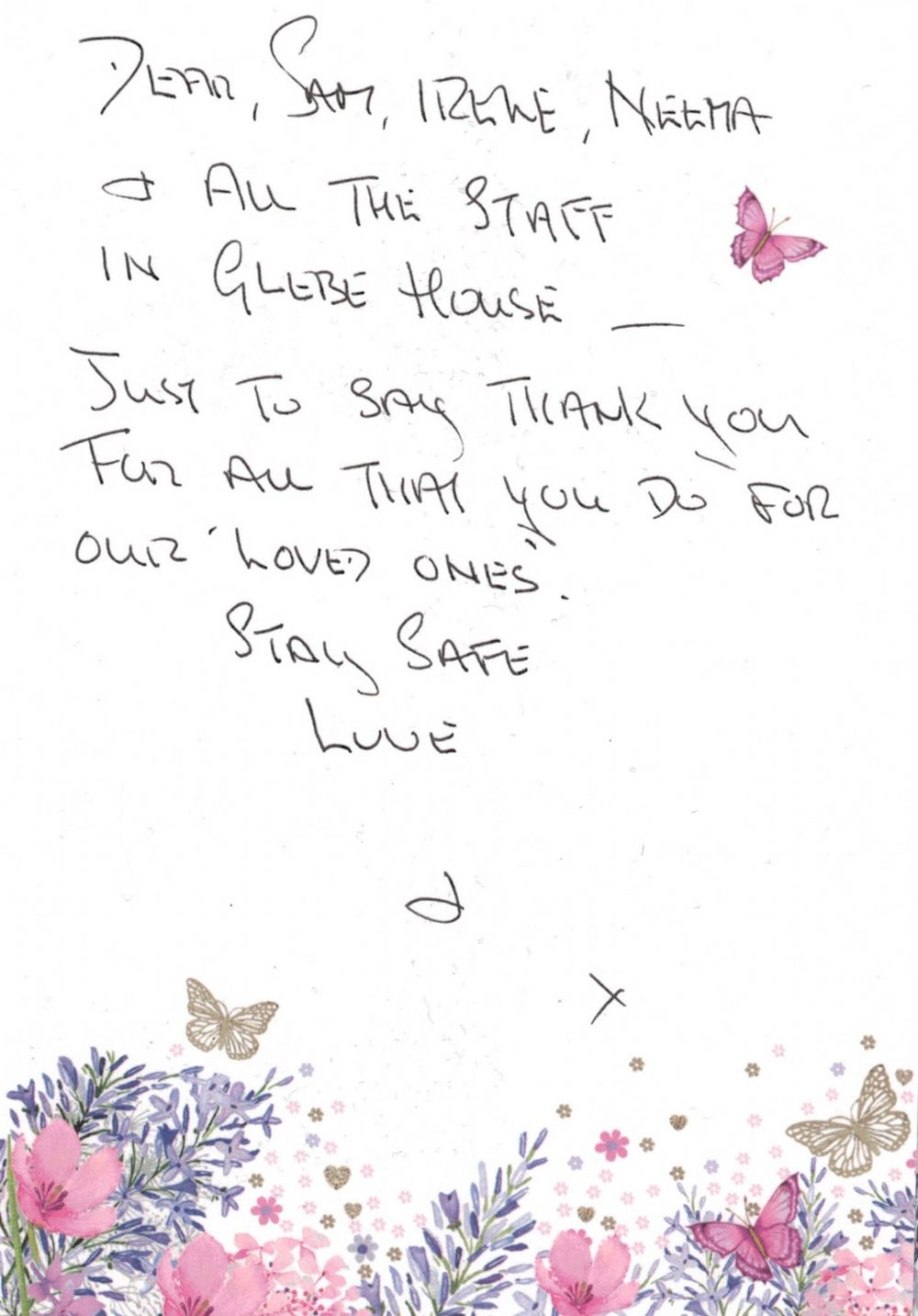 GH - Maureen Thank You