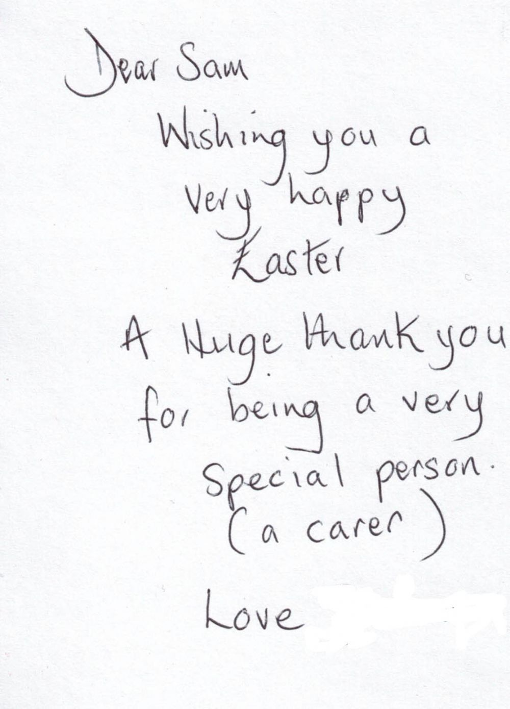 GH - Thank You BK